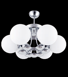 Electrical 11506 galaxy chandelier x 6 chrome 11506 galaxy chandelier x 6 chrome aloadofball Choice Image