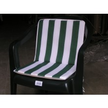 Cotton Cushion For Low Back Chairs