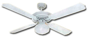 Fan Monarch White 78338 52