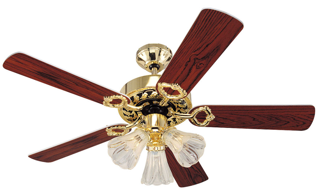 Fan Traditional Elite Brown 78139 42