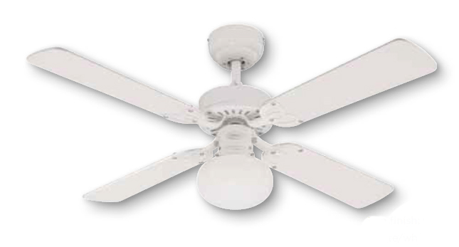 Fan Vegas White 72185 42