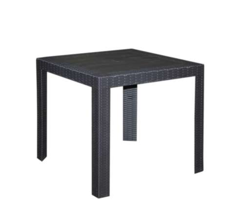 Saturno Table Black