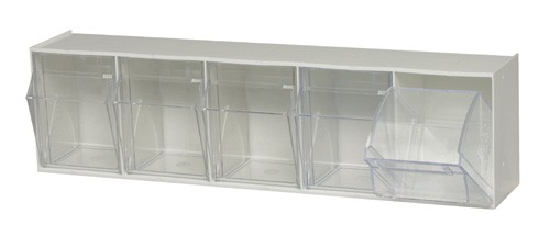 Tilt Bin 5 Compartments
