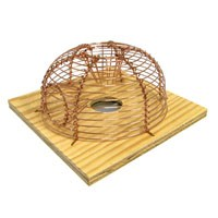 04034 Mouse Trap Small Dome 2 Sides