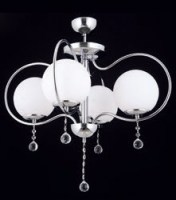 10274 Neves Chandelier x 4 Chrome