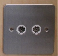 2G TV Socket Non Isolated