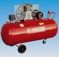 300 Ltr Belt 4 HP 3 Phase