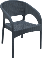 808-1 Panama Armchair Grey