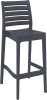 Ares bar Stool Grey
