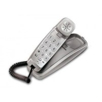 Corded Phone Slim Silver