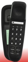 Corded Phone Tel UK Slim Bilbao