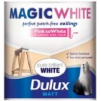 Dulux Magic White Matt