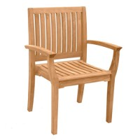 Economic Stacking Chair