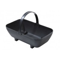 G44BLK LARGE TRUG PLANTER BLACK