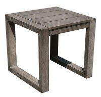 Inca side table 435x435x420H 1