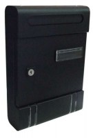 Mail Box SMB-03 Black
