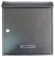 Mail Box SMB-06 Black