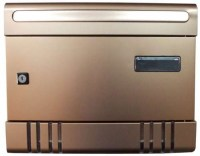 Mail Box SMB-12 Gold