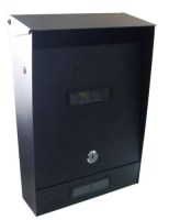 Mail Box STB-18 Black