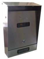 Mail Box STB-18 Stainless Steel