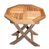 Picnic Table Octagon