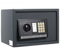 Standing Safe with Electronic Combination S-25E