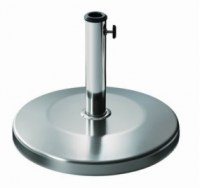 Umbrella Chrome Base 25KG