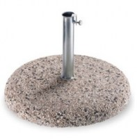 Umbrella Pebble Base 55KG