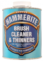 hammerite brush cleaner