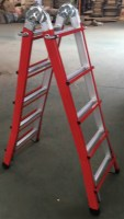 steel ladder 5 steps